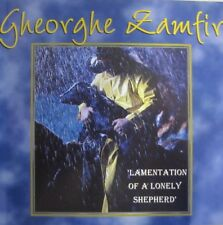 GHEORGHE ZAMFIR - 'L AMENTATION OF A LONELY SHEPERD - CD