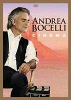 Andrea Bocelli - Cinema Nuovo DVD