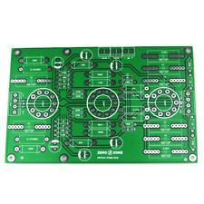 12AX7/ 12AU7 Tube Preamplifier Board Bare PCB base on JADIS JP200 Preamp Circuit