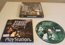 Artillero de sombra: robot wars. PS1 Juego. completa. (Playstation One, PS2, PS3, PAL)