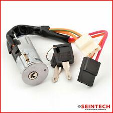 RENAULT CLIO MK1 91-98 IGNITION LOCK SWITCH BARREL + KEYS NEW 7700765533 NEW UK