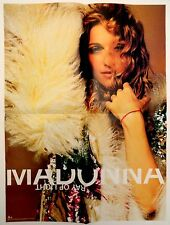 "Original MADONNA ""Ray of Light"" 18"" x 24"" Promo Retail Wall Poster"