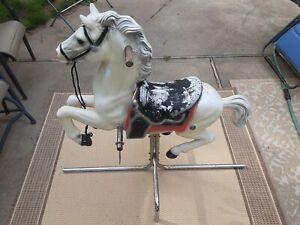 Rare Vintage Blazon Inc 1964 Hobby Horse
