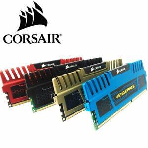 Corsair Vengeance 16GB 8GB 4GB DDR3 1600MHz CL9 PC3 240Pin DIMM Memory SDRAM LOT
