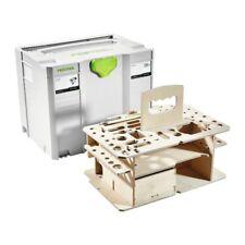 Festool Systainer T-Loc SYS HWZ ohne Werkzeug 497658 Werkzeugkoffer Holzeinsatz