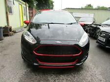 2016 ford fiesta zetec s damaged/repaired vehicle