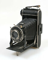 105MM 4.5 PRONTOR FOLDING CAMERA MADE IN GERMANY