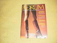 vintage FORUM Vol 5 No 5 May 1977 Australian Journal Of Interpersonal Relations