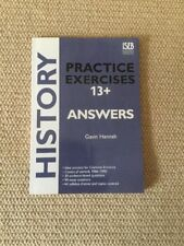 ISEB 13+ History Practice Exercises Answers Book ISBN 9781907047008