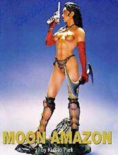 1:8 Jaguar Models Resin model kit MOON AMAZOM Female Warrior