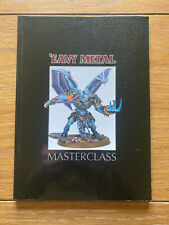 Games Workshop 'EAVY METAL Masterclass (Softcover)