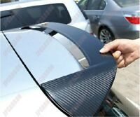 Carbon Fiber Rear Roof Spoiler Wing  for 2010-2013 VW Volkswagen Golf MK6 2012