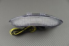 Luz trasera LED claro con señal vuelta integrado Triumph Speed Triple S & R 2017