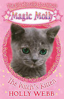 """NEW"" The Witch's Kitten (Magic Molly), Webb, Holly, Book"