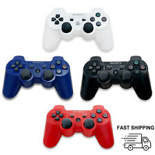 FACTORY SEALED Sony PS3 Playstation DualShock 3 Wireless Bluetooth Controller
