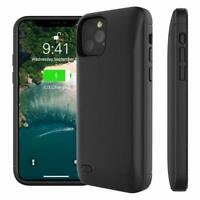 For iPhone 12 11Pro Max Mini Smart Power Bank Pack Battery Charging Case Cover