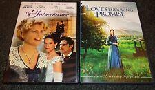 THE INHERITANCE & LOVE'S ENDURING PROMISE-2 movies-THOMAS GIBSON, JANUARY JONES