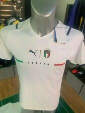MAGLIA CALCIO FIGC PUMA ITALIA AWAY EURO 2020 BIANCA AWAY DRYCELL VERSION