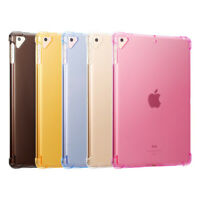 Ultra Thin Soft TPU Silicone Clear Case Cover For 2019 iPad mini 7.9 air 10.5