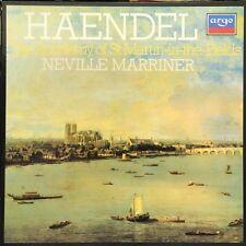 "HAENDEL-Academy Of St Martin In The Field–Box Set 3 x 12"" LP-Argo-596 004"