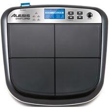 ALESIS SAMPLEPAD Batteria Elettronica Percussiva 4 Pad + Lettore SD Card NUOVA