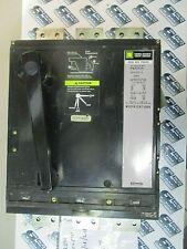Square D Paf2036 600 Amp 600 Volt 3p Circuit Breaker Warrantytest Report