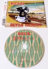 BECK - Devils Haircut (CD Single Pt 1) (VG-/EX)