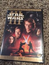 Star Wars Revenge Of The Sith Widescreen DVD