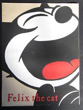 Felix the cat Laughs loud, Poster 60 x 80 cm