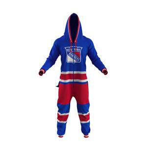 NHL New York Ranger Pajama Hockey Sockey
