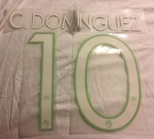 Club America Jersey Numero De Cecilio Dominguez #10