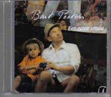 Bart Peters-Een Echte Vrouw Promo cd single