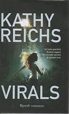 x(Kathy Reichs) Virals 2011  1a edizione Rizzoli
