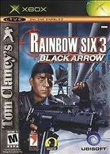Rainbow Six 3 Black Arrow - Xbox - US Xbox
