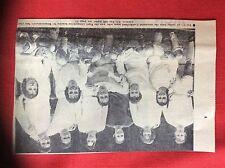 m2G ephemera 1974 article football team cumberland pepsi cup winners
