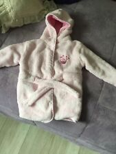 Pink Early Days Dressing Gown Age 12 / 18 Months
