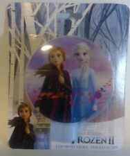 Disney Frozen Led Night Light (Bulb Included)