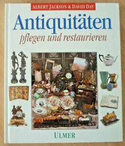 Antiquitäten pflegen und restaurieren, Fachbuch                       (Art.5288)