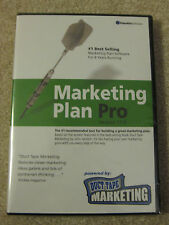 Marketing Plan Pro Version 11.0, Duct Tape Marketing, New in Shrinkwrap