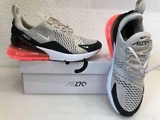 Nike Air Max 270 Black Hot Punch 44,5 Neu AH8050-003 Herren Sneaker