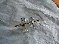 Premier Designs ICE CRYSTAL aurora borealis glass bead earrings RV $19 free ship