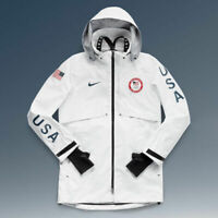 Womens Nike Lab USA Winter Olympic Medal Stand Gore-Tex Jacket 1 $450 916685 100