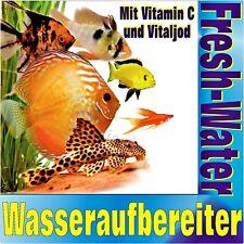 Fresh Water 3 Liter Wasseraufbereiter Aquarien Vitamin Aufbereitung Safe