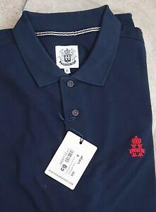 Hurlingham Polo Shirt XL Brand New