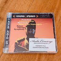 Fritz Reiner: Prokofiev: Lieutenant Kije/ Stravinsky: Song of the Nightingale -