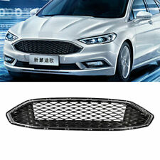 For Ford Fusion 2017 2018 Front Upper Grill Honeycomb Style  Grille