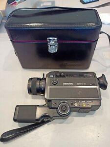 Beaulieu 1018 S X8 - Vintage Video Camera