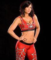WWE LISA MARIE VARON DIRECT! SIGNED 8x10 #1 SIGNED 2U! * VICTORIA * TARA * TNA