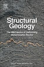 STRUCTURAL GEOLOGY - NEW HARDCOVER BOOK