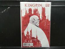 Civil War II Kingpin #2 Dustin Nguyen Variant Cover (2016 Series Marvel)